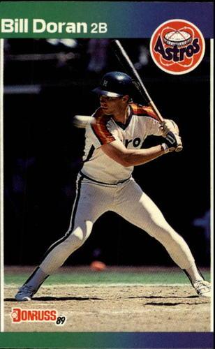 Photo of 1989 Donruss #306 Bill Doran