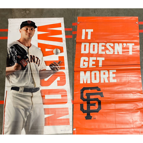 Photo of 2020 Cyber Monday Sale - 2019 Street Banner - #56 Tony Watson