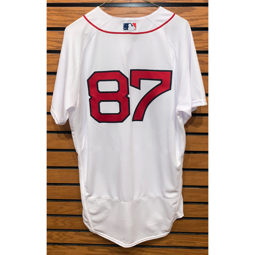 Photo of Mike Brenly Team Issued 2020 Home Jersey