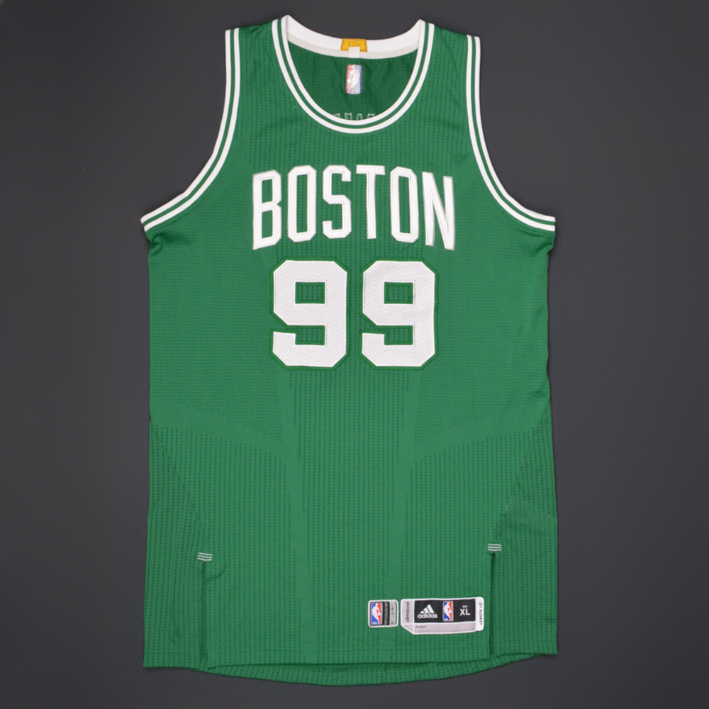 innovative design 69132 1c136 Jae Crowder - Boston Celtics - Game-Worn Jersey - Kia NBA ...