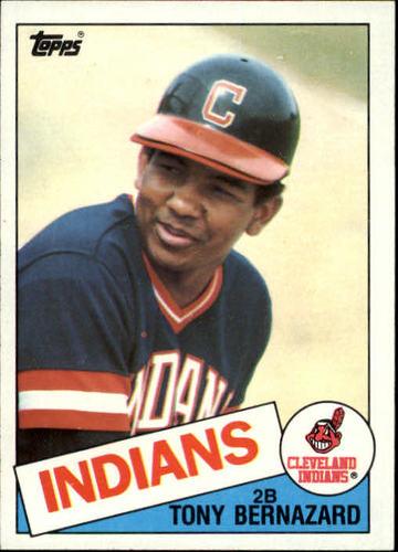 Photo of 1985 Topps #533 Tony Bernazard