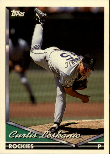 Photo of 1994 Topps #191 Curt Leskanic