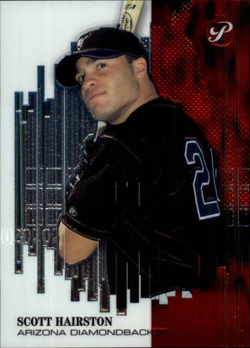 Photo of 2002 Topps Pristine #170 Scott Hairston U