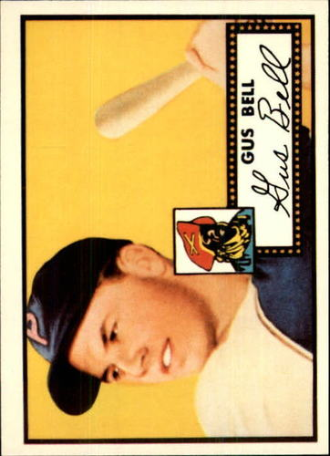 Photo of 1983 Topps 1952 Reprint #170 Gus Bell