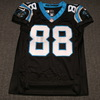 PCC - PANTHERS GREG OLSEN SIGNED AUTHENTIC PANTHERS JERSEY - SIZE 52