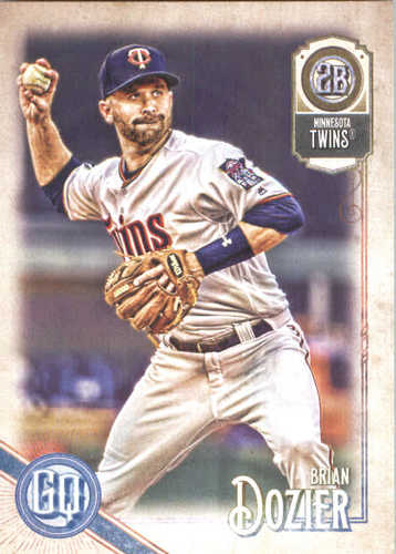 Photo of 2018 Topps Gypsy Queen #269 Brian Dozier