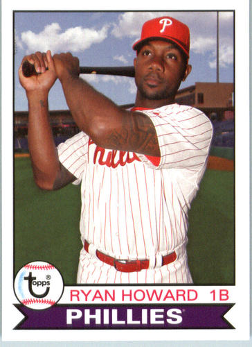 Photo of 2016 Topps Archives #135 Ryan Howard