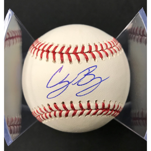 Photo of Los Angeles Dodgers Foundation Online Auction: Cody Bellinger Autographed Baseball
