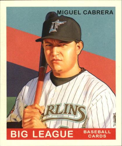 Photo of 2007 Upper Deck Goudey #79 Miguel Cabrera