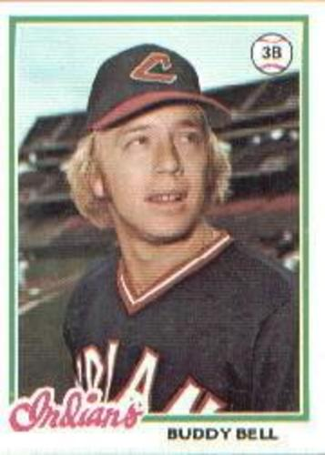 Photo of 1978 Topps #280 Buddy Bell