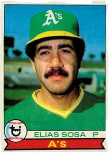 Photo of 1979 Topps #78 Elias Sosa