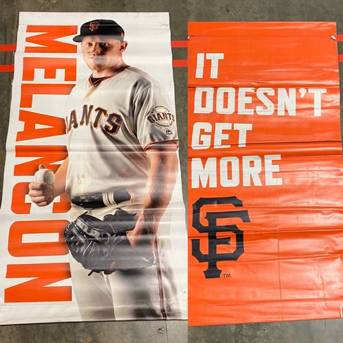 Photo of 2020 Cyber Monday Sale - 2019 Street Banner - #41 Mark Melancon