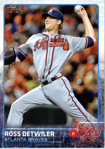 Photo of 2015 Topps Update #US75 Ross Detwiler