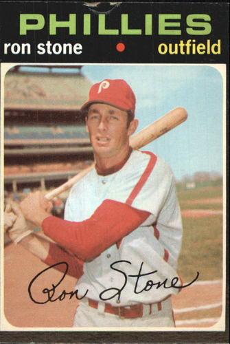 Photo of 1971 Topps #366 Ron Stone