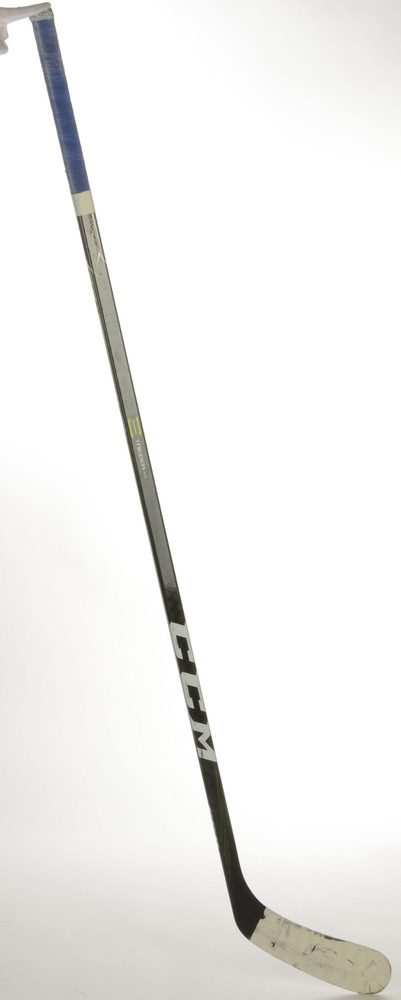Erik Haula Minnesota Wild Team Finland World Cup of Hockey 2016 Tournament-Used CCM Ribcore Trigger Hockey Stick