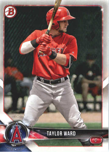 Photo of 2018 Bowman Prospects #BP29 Taylor Ward