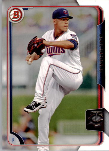 Photo of 2015 Bowman Prospects #BP91 Jose Berrios