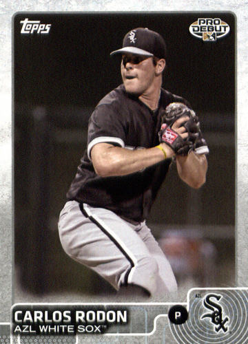 Photo of 2015 Topps Pro Debut #150A Carlos Rodon