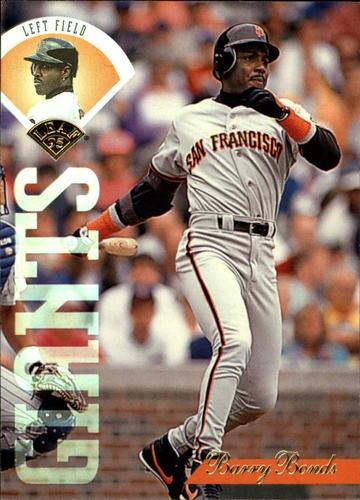 Photo of 1995 Leaf #279 Barry Bonds