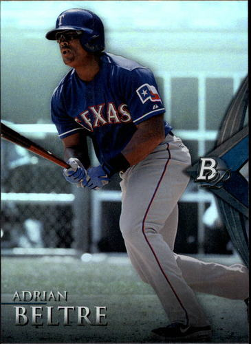 Photo of 2014 Bowman Platinum #38 Adrian Beltre