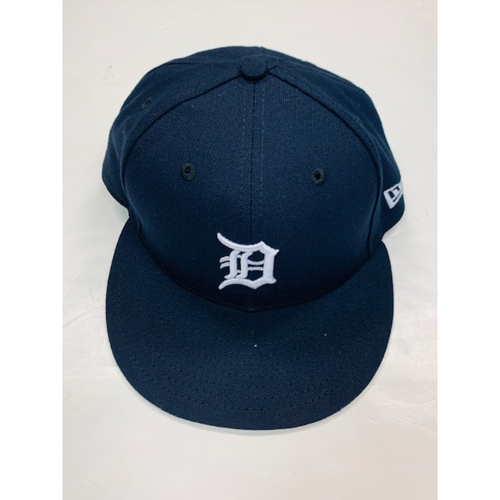 Photo of Game-Used Home Cap: Ron Gardenhire