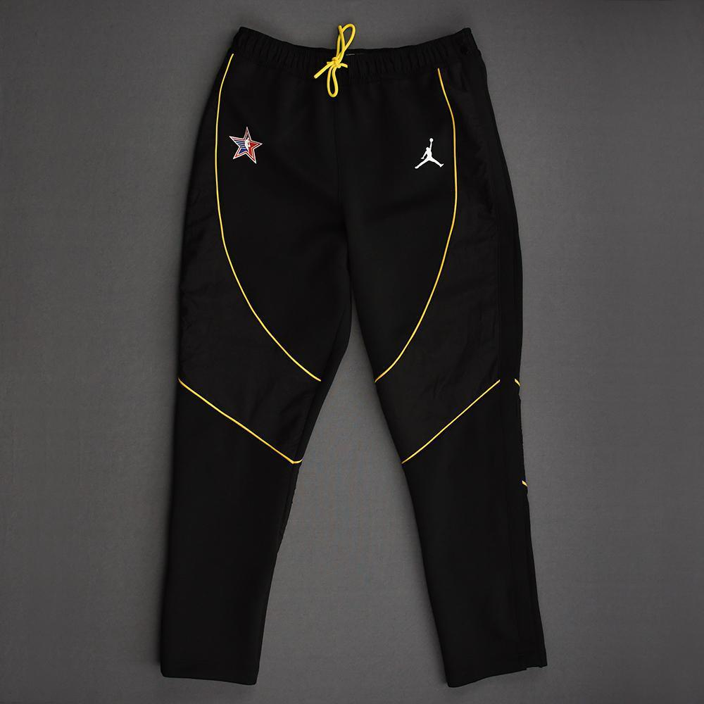 Mike Conley - Game-Worn 2021 NBA All-Star Pants