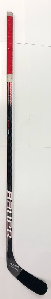 #91 Anthony Duclair Game Used Stick - Autographed - Florida Panthers