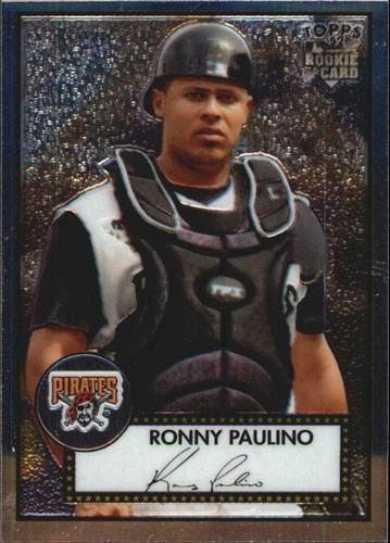 Photo of 2006 Topps 52 Chrome #69 Ronny Paulino