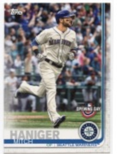 Photo of 2019 Topps Opening Day #127 Mitch Haniger