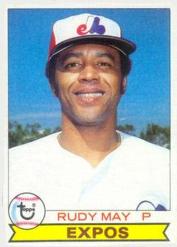 Photo of 1979 Topps #603 Rudy May