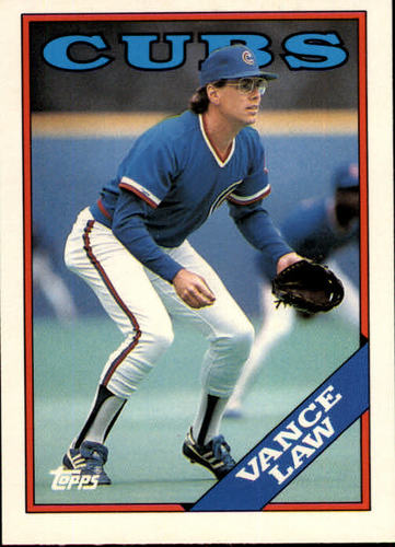 Photo of 1988 Topps Traded #60T Vance Law