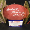 HOF - Vikings Randall McDaniel Signed Authentic Football