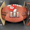 Legends - Falcons Matt Ryan Signed Authentic Football with Super Bowl LI Logo