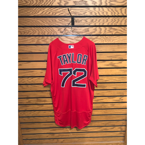 Photo of Josh Taylor Team Issued 2020 Spring Training Jersey
