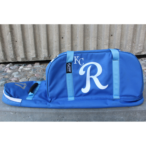 Photo of Team-Issued Spring Training Bat Bag: Hunter Dozier