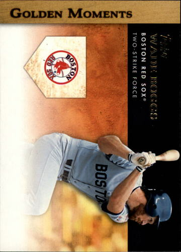 Photo of 2012 Topps Golden Moments Series 2 #GM38 Wade Boggs