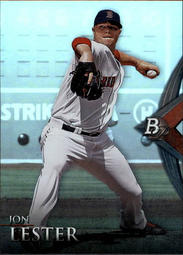 Photo of 2014 Bowman Platinum #43 Jon Lester