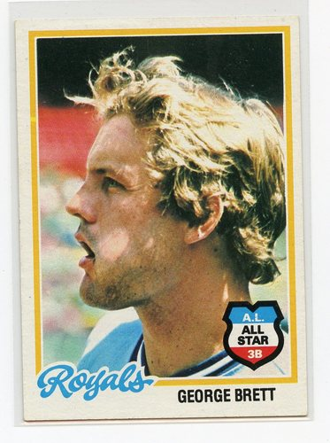 Photo of 1978 Topps #100 George Brett