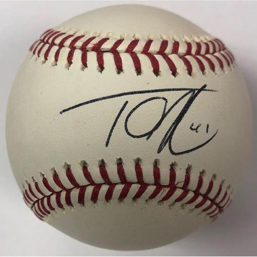 Photo of Cardinals Authentics: St. Louis Cardinals Tyler O'Neill Autographed Baseball
