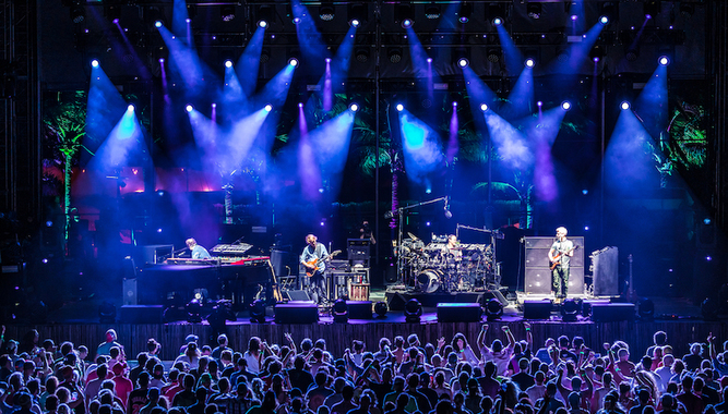 PHISH: RIVIERA MAYA IN CANCÚN