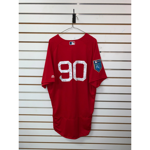 Photo of #90 Team Issued 2018 Spring Training Jersey