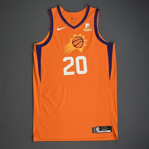 Image of Dario Saric - Phoenix Suns - Game-Worn Statement Edition Jersey - 2019-20 Season