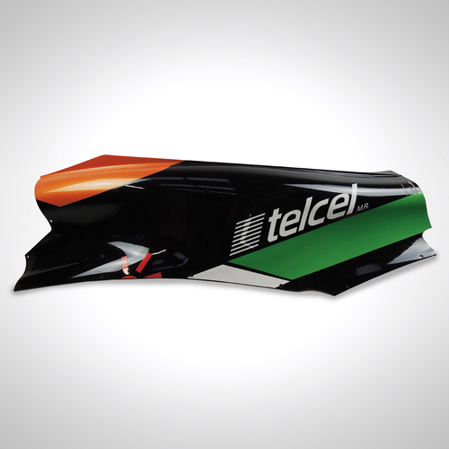 Photo of 2014 Team Engine Cover - Sahara Force India