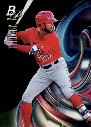 Photo of 2018 Bowman Platinum Top Prospects #TOP11 Jo Adell