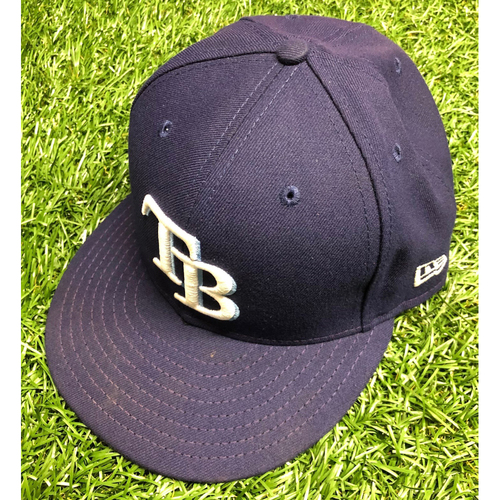 Team Issued TB Cap: Kevin Kiermaier #39