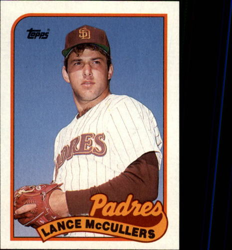 Photo of 1989 Topps #307 Lance McCullers