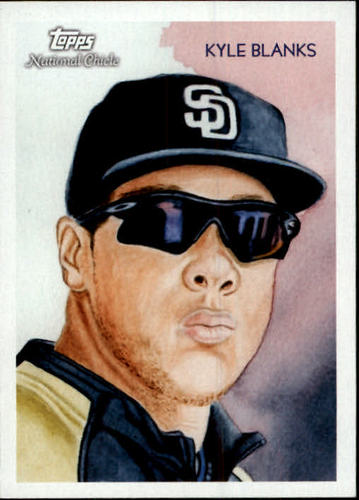 Photo of 2010 Topps National Chicle #127 Kyle Blanks