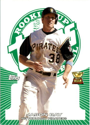 Photo of 2005 Topps Rookie Cup Green #140 Jason Bay