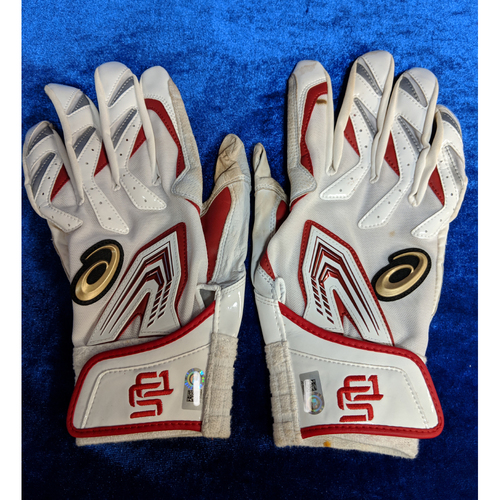 Photo of 2018 Team-Issued Shohei Ohtani Branded Batting Gloves
