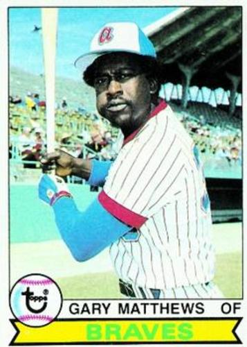 Photo of 1979 Topps #85 Gary Matthews